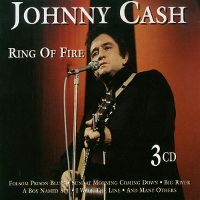 Cover Johnny Cash - Ring of Fire [3 CD]